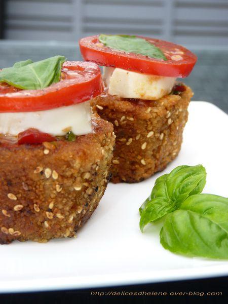 pain perdu tomate-mozzarella-basilic 2