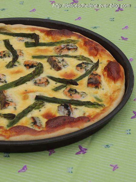 tarte asperge-saumon (2)