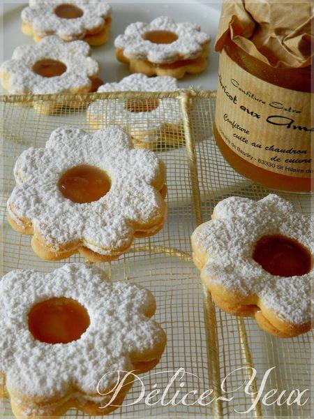 Lunettes Abricots Amandes 3