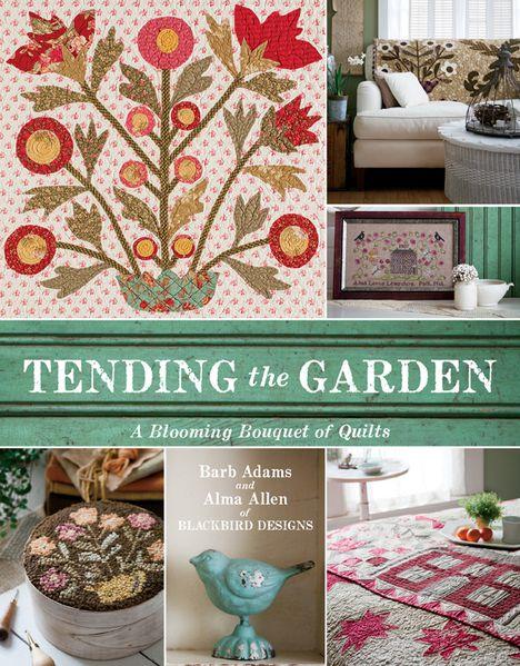 Tending the Garden cover