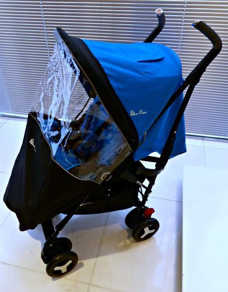 silver-cross-reflex-pushchair-raincover-2