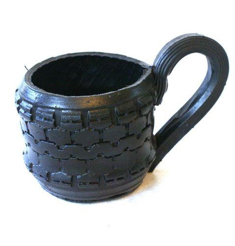 Mug en pneu