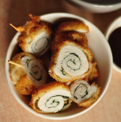 Roulés poulet shiso (21)