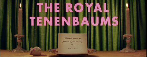 [DVD] Challenge Wes Anderson 03 : la Famille Tenenbaum