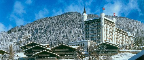 Gstaad view