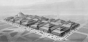 300px-Halles de Paris, 1863