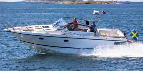 bateau a moteur Nimbus-34-Nova