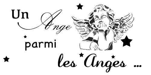 Tampon un ange parmis les anges graziella