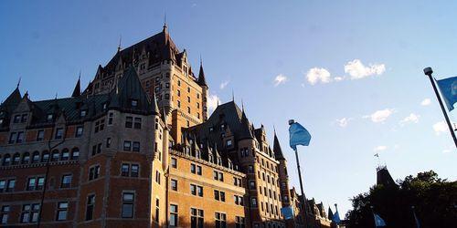 Québec et la rivière Jacques Cartier