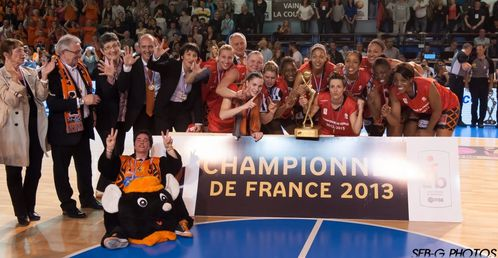 Bourges champion