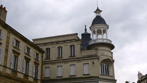 Sur les traces du passé la vieille ville Moulins 001
