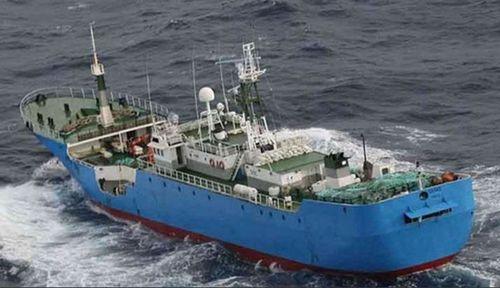 trawler Serpent Interpol