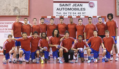 EDF Juniors FRANCE SUISSE 03 03 2012 Photo N°1