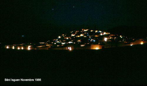 Beni Isguen la nuit
