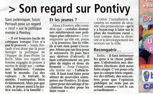 ITW 2 Pontivy Journal Avril 2010