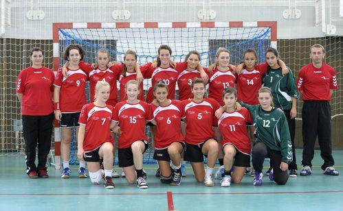 Savoie Isere Filles N°2 30 10 2011