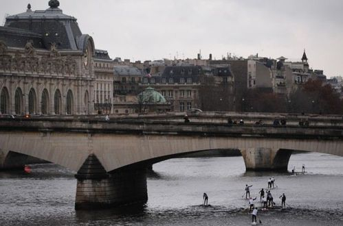 stand up paddle Seine 11