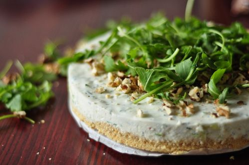 Cheesecake courgette (9)