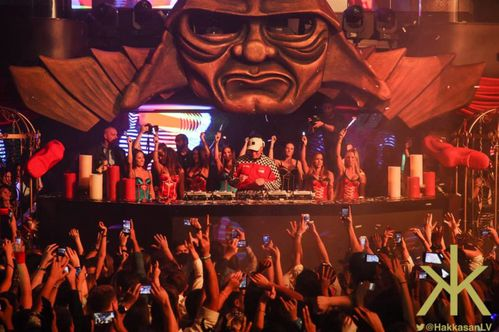 Tiësto hakkasan Las Vegas Halloween night, 25 oct-copie-1