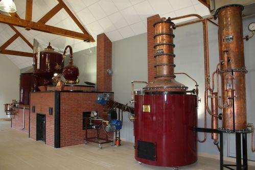 40 Distillerie HUET - Salle des Alambics