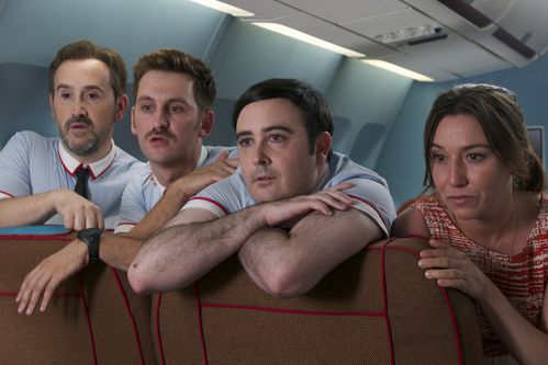 [critique] les Amants passagers : Movida Airlines