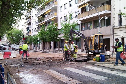 Rupture canalisation Grosso