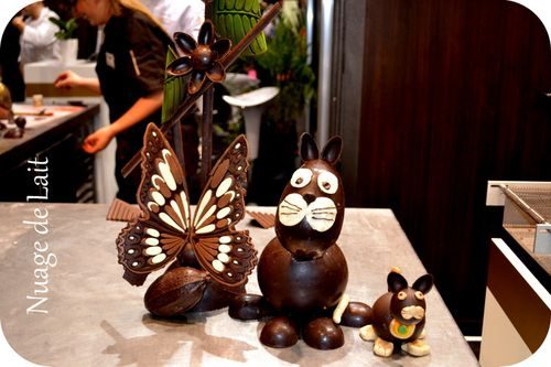 Salon du Chocolat Lille 2013 création