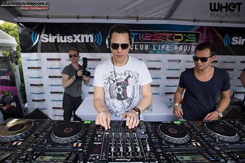Tiësto photos - SiriusXM Celebrating one year Cl-copie-8