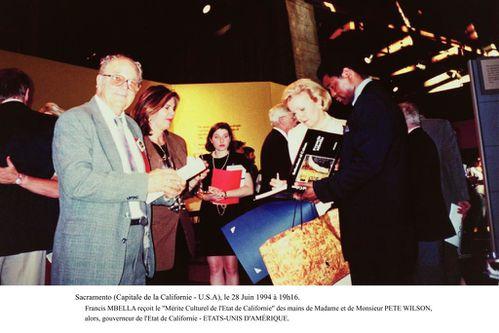 Pete Wilson Gouverneur Californie 1994