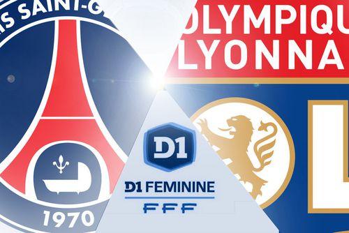 Paris SG Lyon Féminin 3