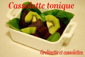 Cassolette tonique