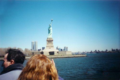 1995 04 La Statue de la Liberté
