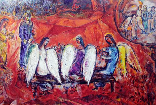 Chagall Abraham 079