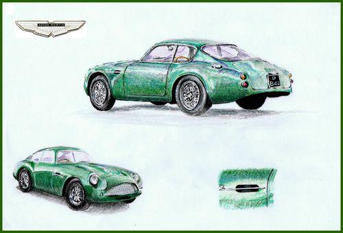 Aston Martin DB 4 GT Z