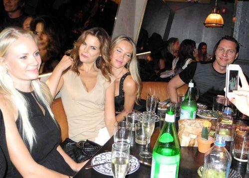 Tiësto photos at La Cenita - restaurant New york (4)