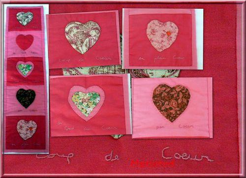 coeurs st valentin