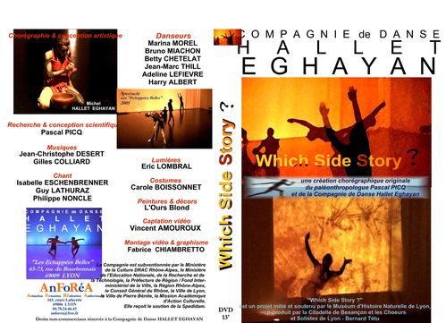 Which Side Story DVD