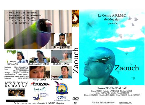 Zaouch DVD
