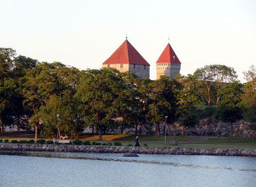 Saaremaa Château de Kuresaare