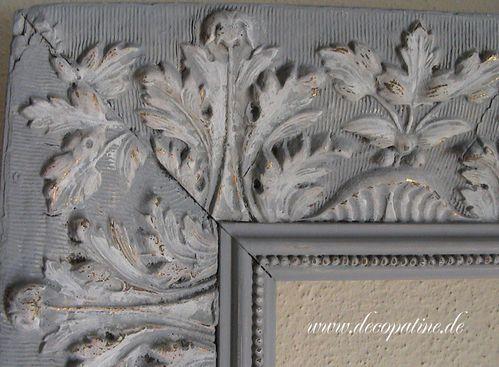 Holzrahmen Antik Kunstrahmen Barockrahmen Stilrahm-Kopie-1