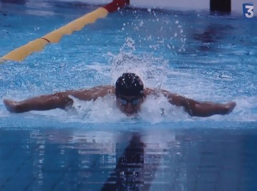 Michael Phelps papillon