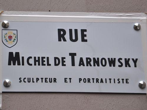 Rue Michel de Tarnowsky Nice