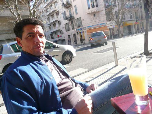 Renaud Achy Nice 2009