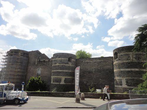 Chateau bon Roi René d'Angers (2)