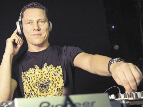 Tiësto interview depuis Moscow: