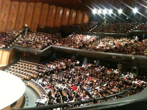 Auditorium De Lyon Les Chroniques D Un Petit Rat Parisien