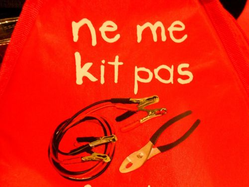 galeries lafayette kit outillage