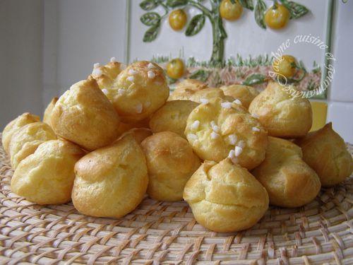 Pâte à choux (Recette de base) Pour chouquettes Eclairs Paris Brest