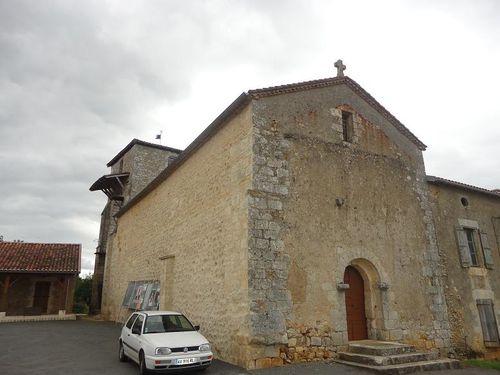 Templiers à Ivrac René et Thérèse (5)
