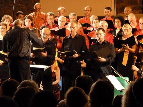 Villancico St Leu solistes 2011